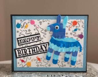 Birthday piñata