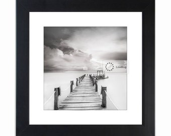 You.Are.Here - Long Exposure Black & White Seascape