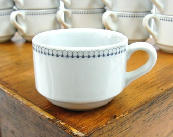US Airways Demitasse Teacup Coffee Cup First Class Air Collectible