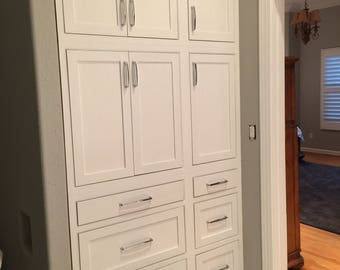 Kitchen And Bathroom Cabinets And Vanities