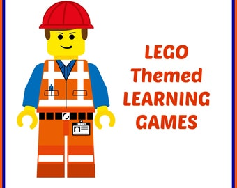 Lego Movie Themed Learning Games