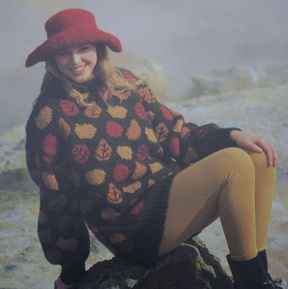 Suéter que hace punto patrones Alafoss Lopi Istex 11 chaquetas ...