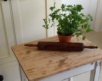 SALE Vintage Wooden Rolling Pin
