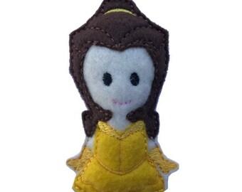 Belle inspired Catnip Toy