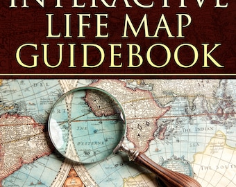 Life map etsy your interactive life map guidebook ebook instant download gumiabroncs Images
