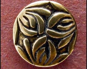 Lotus Petal Button - B509