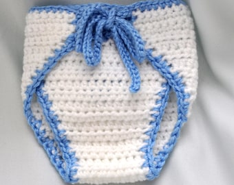Diaper Cover in size Newborn, 0-6 months and 6 to 12 months