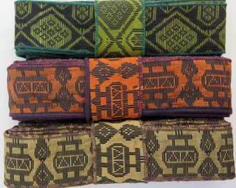 Vintage Sari borders, Sari Trim SR426