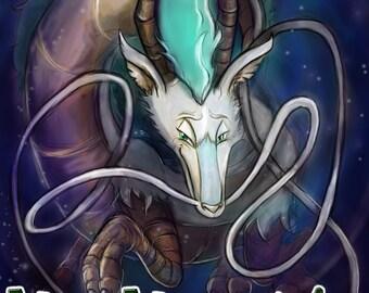 Haku Spirited Away Dragon