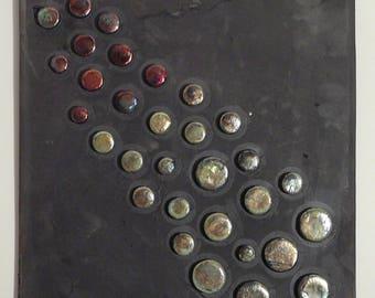 Metallic Dots, Rev 2