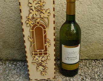 1798 for wine bottle gift box