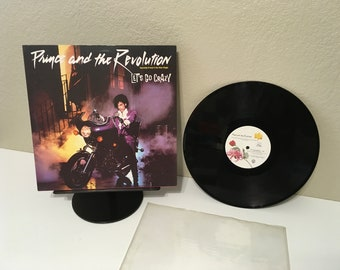 Prince and The Revolution - Let's Go Crazy - Erotic City - 1984 - Electronic Rock Synth-Pop