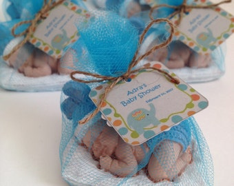 Baby shower favors etsy baby shower favors guest favors scented stones favors negle Gallery