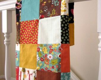 Wee Woodland Baby Blanket