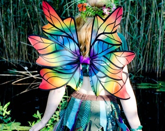Large Pixie Wings
