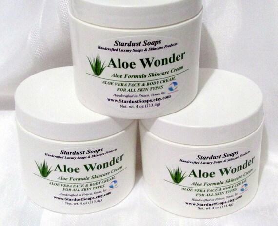 Aloe Wonder /jar cream
