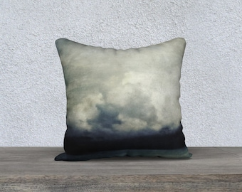 Before the Storm Throw pillow 18 x 18 Inches