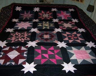 Quilt Twin Size Twinkle Twinkle Little Star