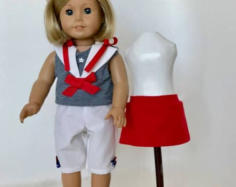 American Girl Doll: Sailor Girl