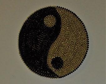 Yin Yang Wall Symbol