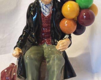 Royal Doulton Balloon Man Figurine HN1954