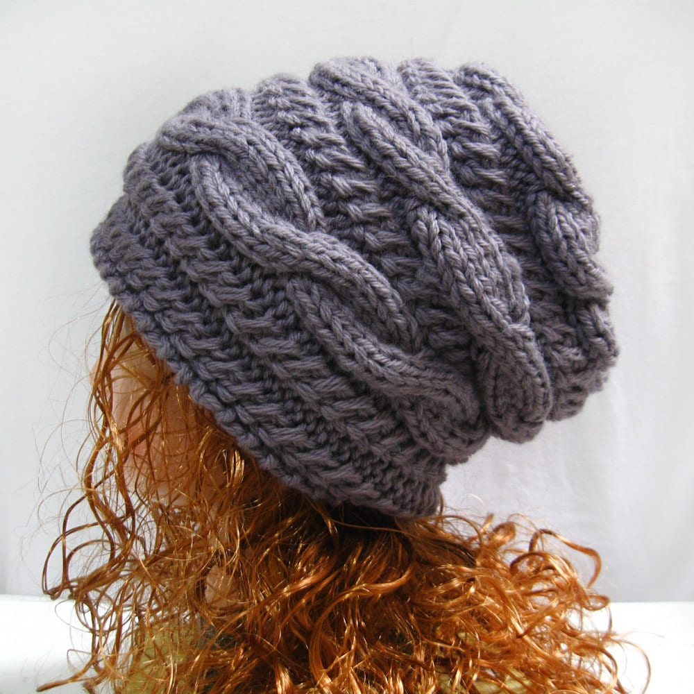 Knitted Hat Patterns, Knit Hat Patterns, Knitting Patterns for Hats ...