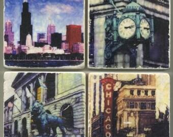 Chicago Collection - Original Coasters