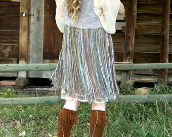 moonbeam duster KNITTING PATTERN