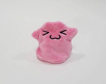 Pokemon - Ditto - custom plush - ready to be shipped -tiny beanie
