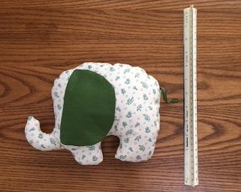 Elephant Pillow Plush