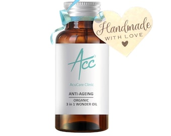 Anti-ageing Organic 3 in 1 Wonder Oil 10 ml