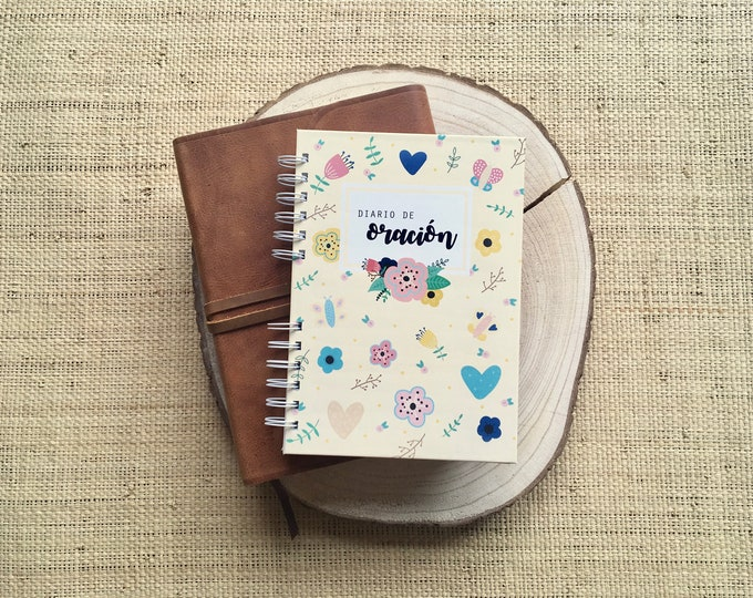 Featured listing image: Prayer Journal - A5 Size