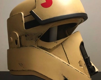 Rogue One Shoretrooper Helmet Decal
