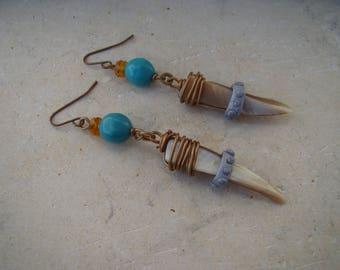 Vol'Jin's Tusks Earrings