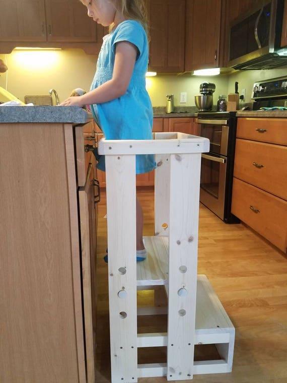 Safe Toddler stool Child Safety Kitchen Stool mommy\'s