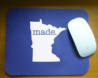 Minnesota  'Made' Computer Mouse Pad