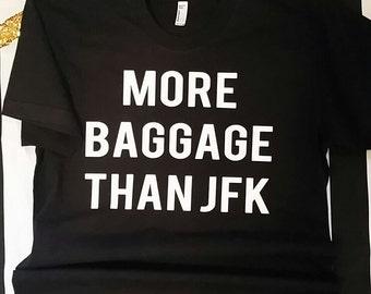Más equipaje de JFK