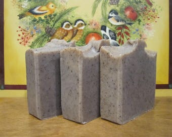 Black Raspberry Vanilla ~ Cold Process Soap