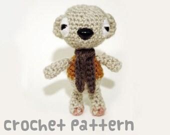 CROCHET PATTERN - Amigurumi Koala Bear - PDF Instant Download - Cute Plushie Gift