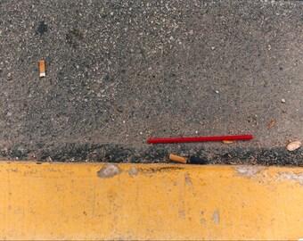 Red Straw