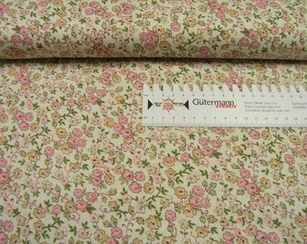 Quilting Treasures • Petal Pushers • pink flowers • Cotton Fabric 0.54yd (0.5m) 002160