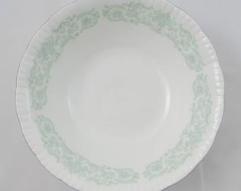 Melanie Cereal Bowl, Vintage Bone China, Melanie Pattern, Paragon China