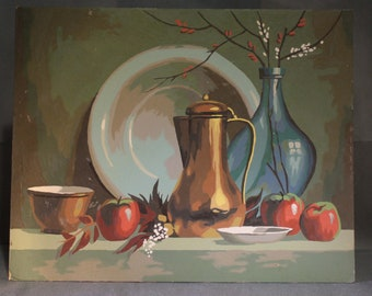 Paint by Number - Still Life