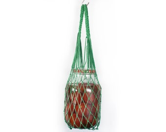Shopping bag, Market Bag, Gift Cotton bag, Eco Bag, reusable bag, Bags of fruit, Mesh bag by EcoGG #33-mini