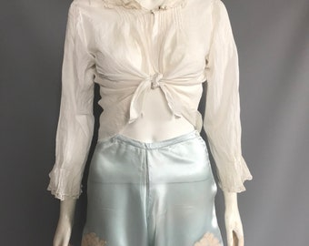 1930s tap pants/ french knickers