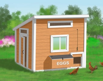 Chicken Coop Plans - Ultimate Coop