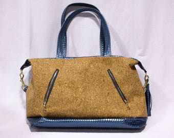 JAVA medium purse satchel pattern