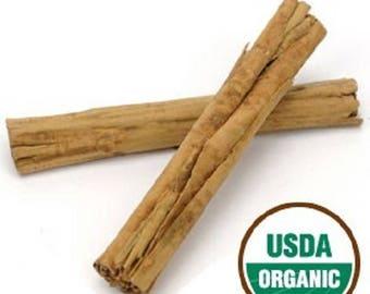 Ceylon Cinnamon Sticks, Organic 1 lb. POUND 16 oz.