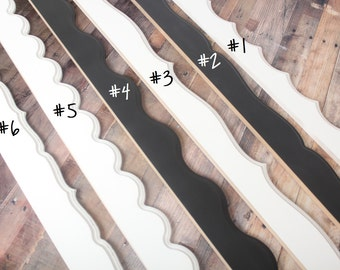 BUNDLE DEAL five-6ft photography baseboard props ( you choose style and color)