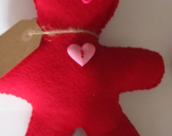 Love Poppet Doll Pagan Large